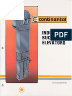 Bucket Elevator Cataloguecontinetal Elevadoresaridos