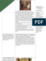Conquista y Las Cuevas.