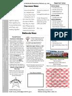 newsletter feb  19 2016 approved