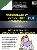 Diapositivas de La Unidad i de Matematica