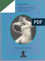 El Semental Negro - Narcissa Brown