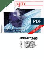 Ballantine Books - Star Wars - Return of the Jedi Sketchbook