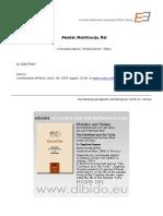 Atentat, Mobilizacija, Rat - Zijad Šehić.PDF