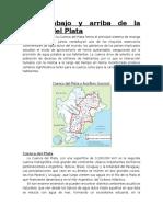 Aguas Abajo y Arriba de La Cuenca Del Plata