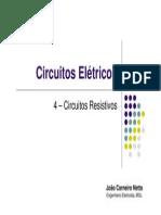 Circuitos Elétricos - Circuitos Resistivos