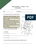 Ficha Avaliação Intermédia 3º Período - EM - 3º Ano.doc