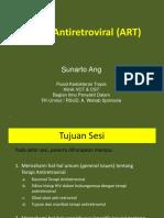 Terapi Antiretroviral HIV