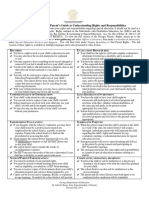 special education condensed parents rights revised july 2014