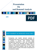 Market and Demand Analysis,SVPITM