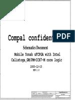 Compal La-2841 r1.0 Schematics