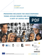 2005 Promoting Inclusion for Unaccompanied Minor Asylum-Seeking Children and Immigrants En