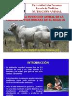 NUTRICION ANIMAL GENERALIDADES