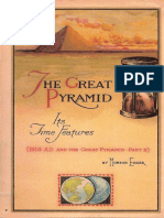 The Great Pyramid Its Time Features by Morton Edgar, 1924