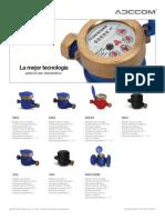 Medidores Rapido Adcom 2012