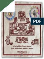 Ceremonias de Tradición y Astrología Maya