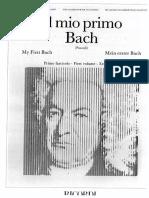 BACH Vol.1 - Pezzi Facili
