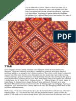 Textiles in Mindanao(1)