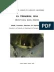 """Memoria campaña """"El Traviesu 2014"""""""