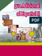 Semestre 2 Lengua Adicional Al Espanol II