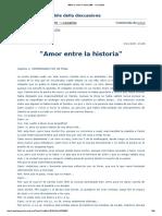 ##Amor Entre La Historia## --_completa