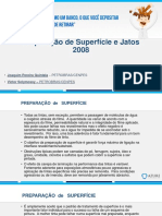 Preparação de Superfície e Jatos 2008(P)