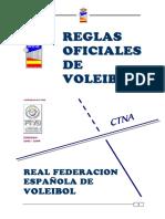 Reglamento Voley 2005-2008