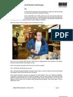 El Salvador Nicaragua Journal