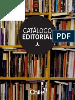 Catalogo Editorial de Libros Chile