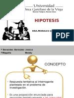 HIPOTESIS TESIS