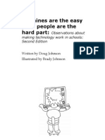 Machines Are the Easy Part Book by Doug Johnson