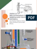 Infecciones relacionadas con los sistemas de derivación ventricular externa