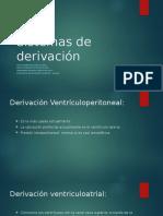 Sistemas de derivación ventricular