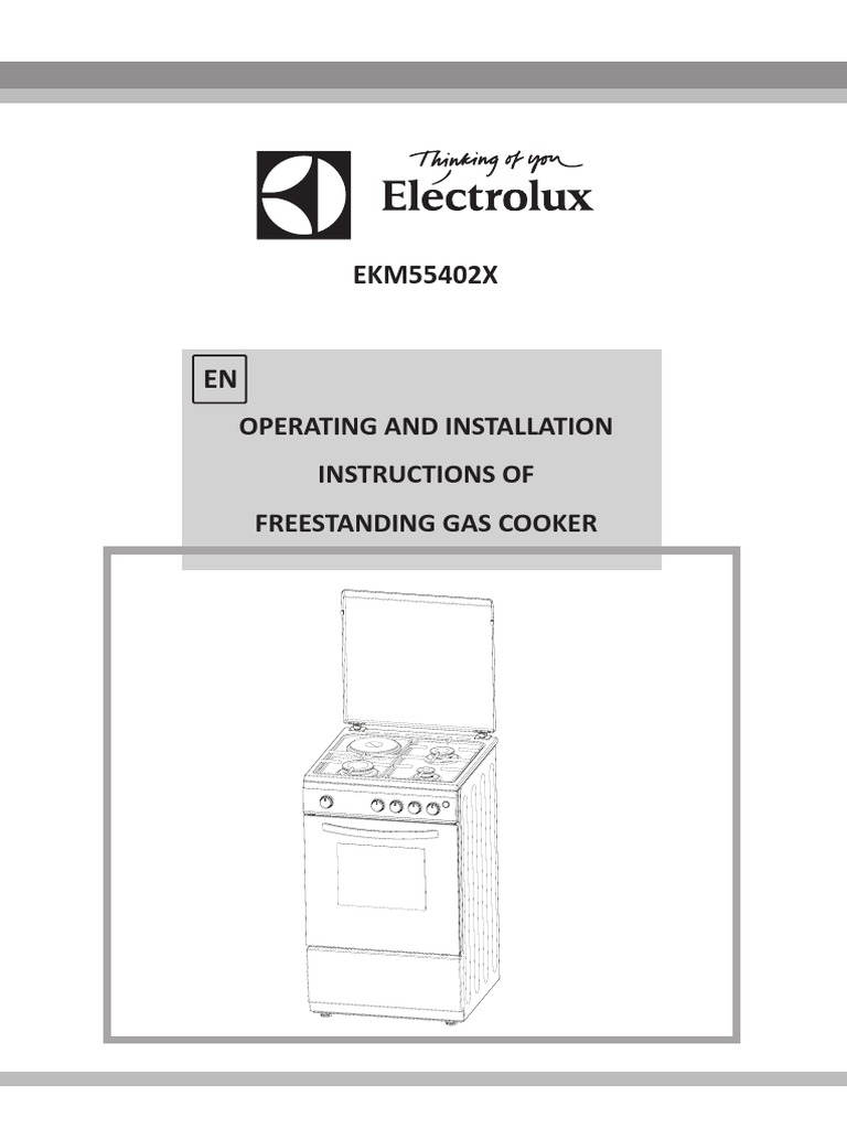 Electrolux Oven Wiring Instructions Kitchen Stove Grilling