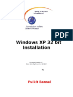 Very very simple guide through for the installation of windows XP.doc