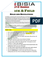u13 fobisia rules and regulations track and field