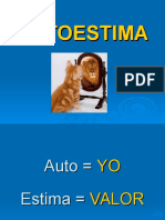 AUTOESTIMA Infantil