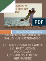 Osar Presentacion Embarazo Adolescentes Salud Mental Huetgo.