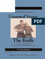 Unarmed vs Knife