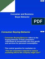 Consumer & Business Buyer Behaviour Final