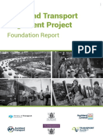 Auckland Transport Alignment Project Foundation Report