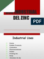 Uso Industrial Del Zinc