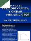 Termodinamica y Ondas