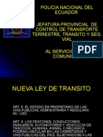 Ley Organica de Ttsv