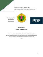 118824076-Laporan-Kasus-Preeklamsia-Solusio-Plasenta-dan-Septum-Vagina.doc