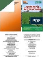Manual Para La Produccion de Frijol en El Sur de Sonora