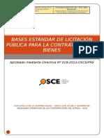 Bases Licitación Pública Para La Contratación de 15 Camionetas (Modelo)