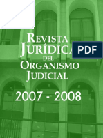 Revista Jurídica 2007-2008