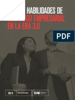ERD- Liderazgo- Nuevas Habilidades