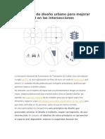 6 Principios de Diseño Urbano Para Mejorar La Seguridad en Las Intersecciones