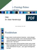 Patologi Kardiovaskuler Pulmonal Pertemuan 2